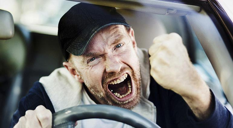 Anger Management during Driving