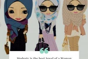 islamic quotes about hijab