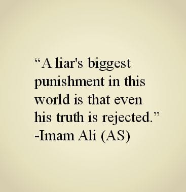 Islamic Quotes About Lying with Images (41)