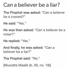 Islamic Quotes About Lying with Images (26)