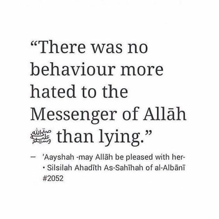 Islamic Quotes About Lying with Images (25)