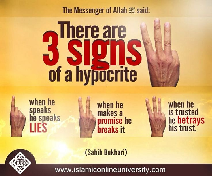 Islamic Quotes About Lying with Images (23)