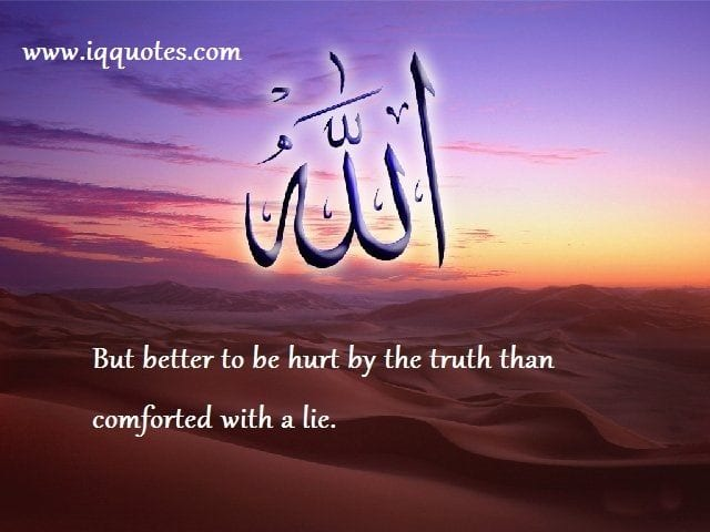 Islamic Quotes About Lying with Images (12)