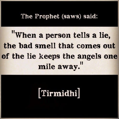 Islamic Quotes About Lying with Images (45)