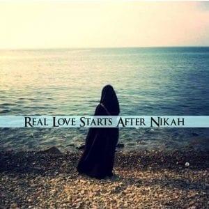 real love in islam