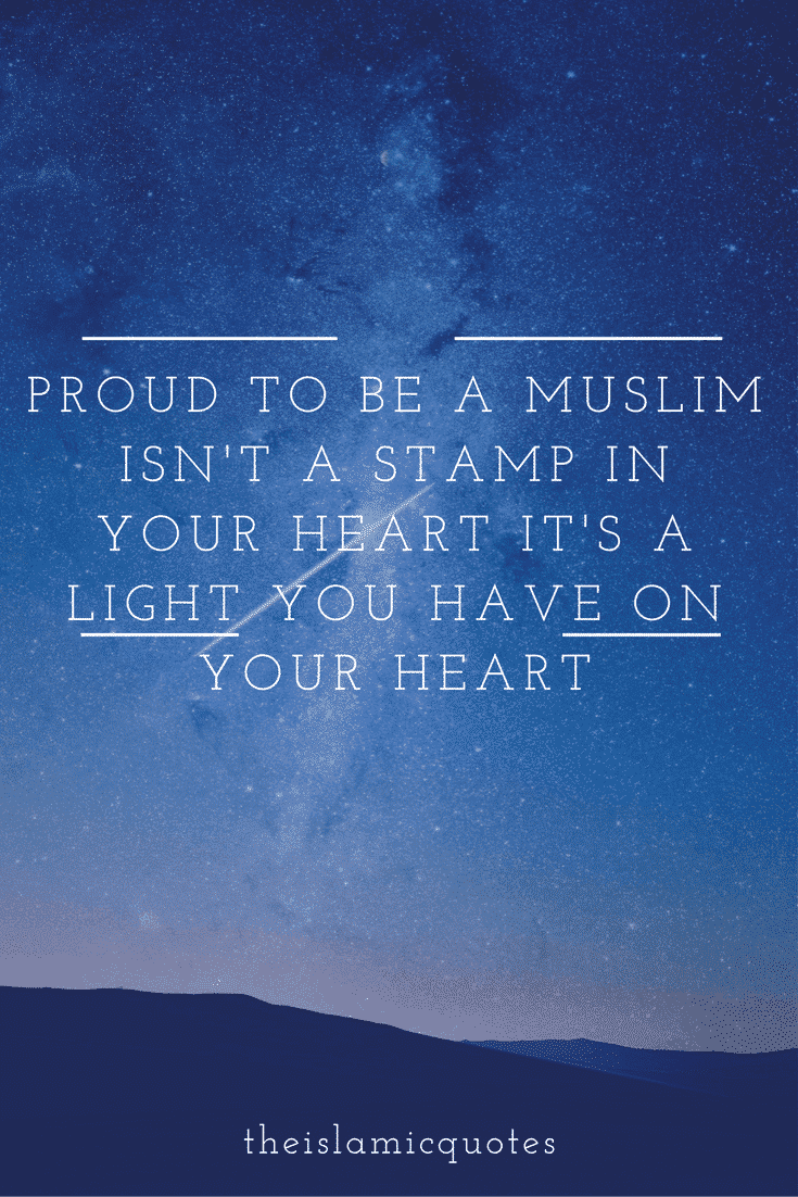Proud to be Muslim Quotes (39)