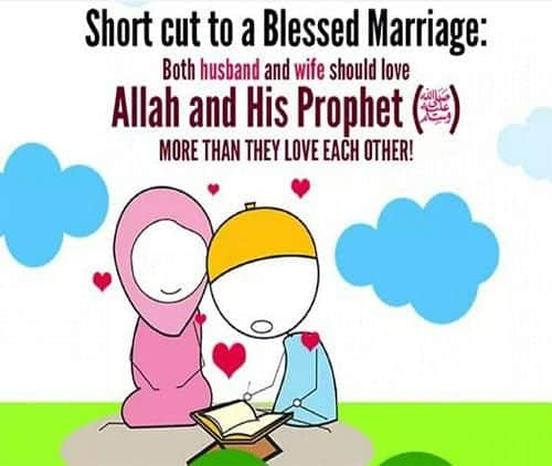 Shortcut of Blessed Marriage