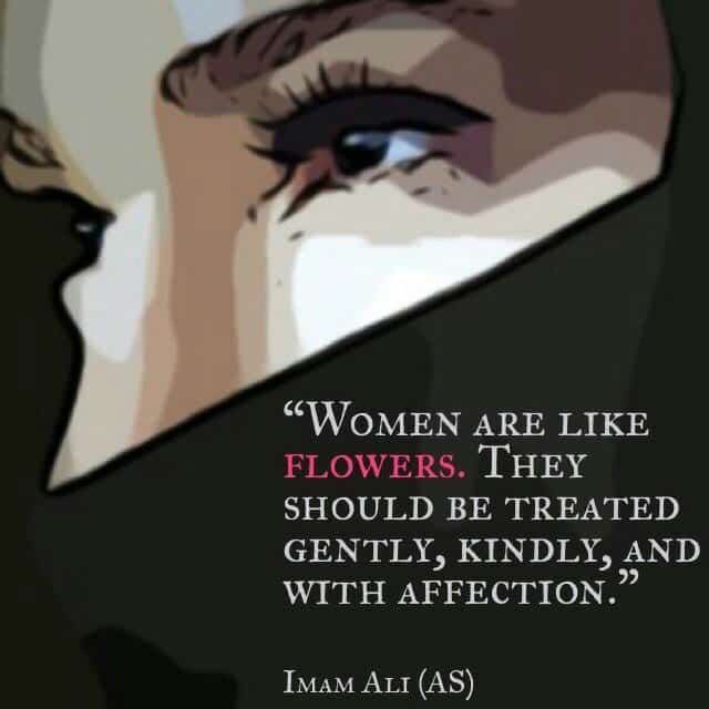 Islamic Quotes about Women (23)