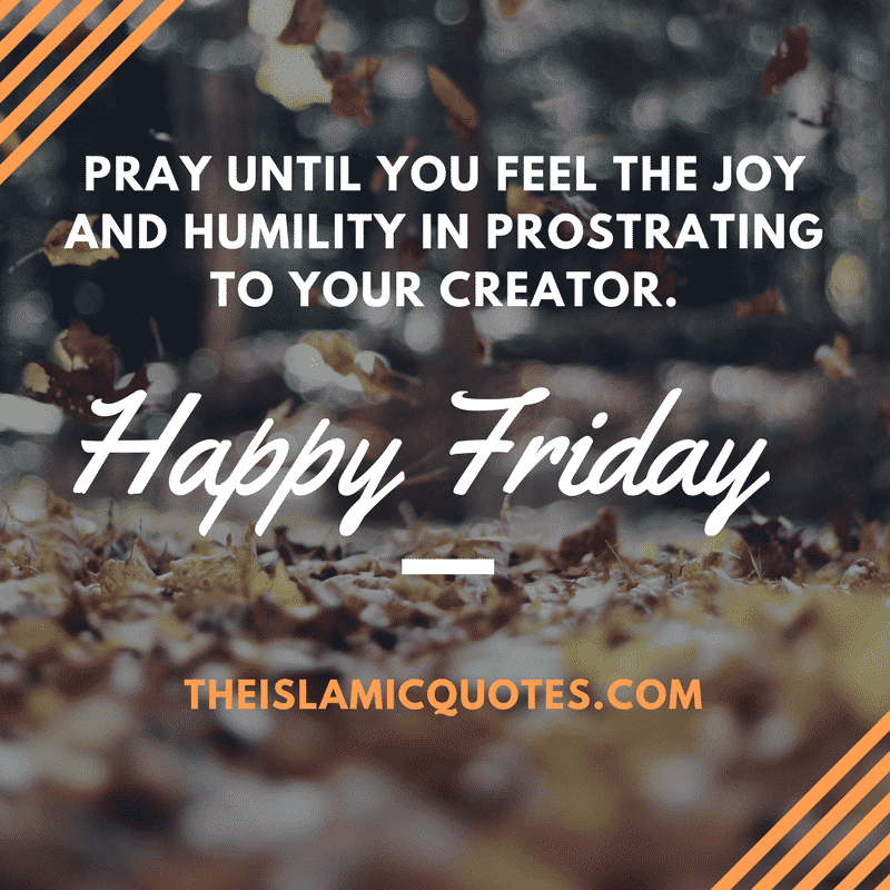 Islamic Quotes about Friday