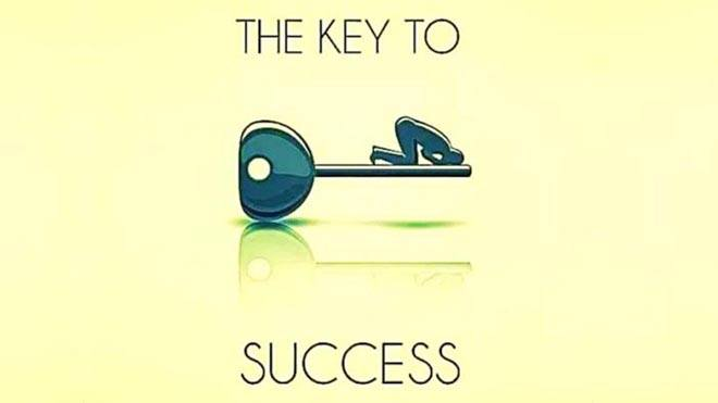 Key to success is Salah