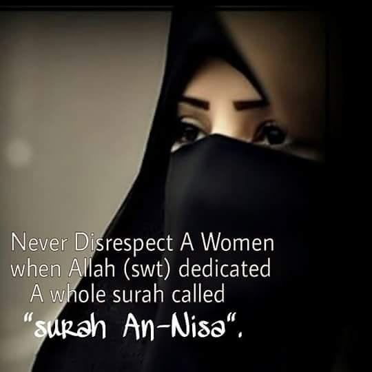 Islamic Quotes about Women (24)