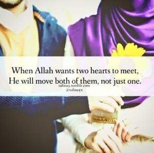 Allah Moves both hearts
