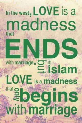 Love after Nikkah