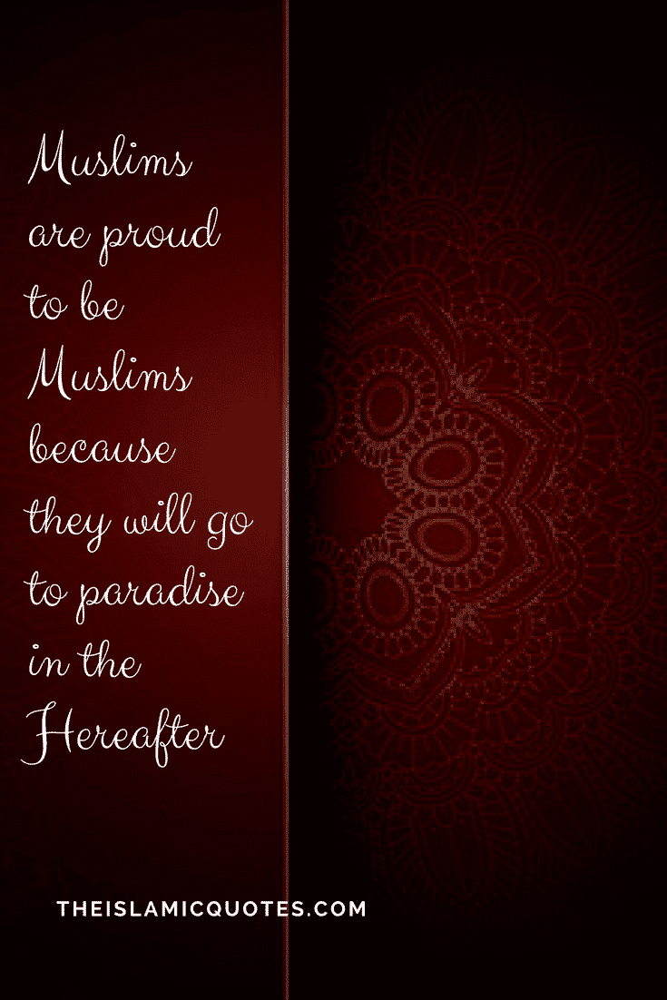 Proud to be Muslim Quotes (18)