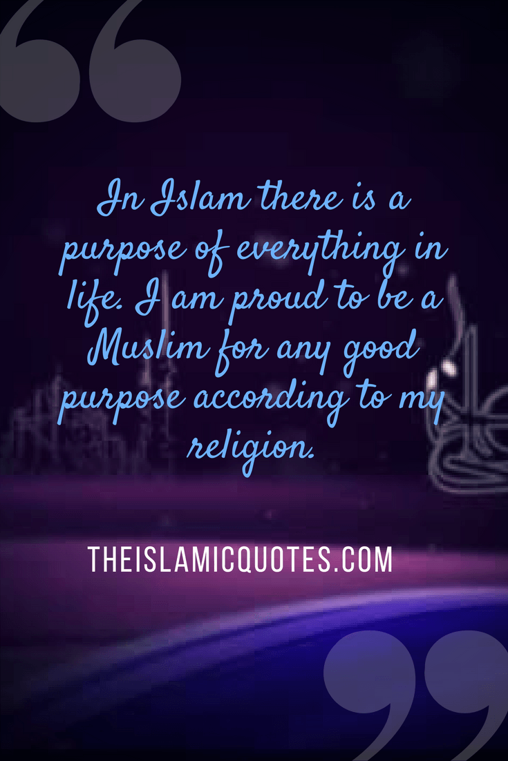 Proud to be Muslim Quotes (11)