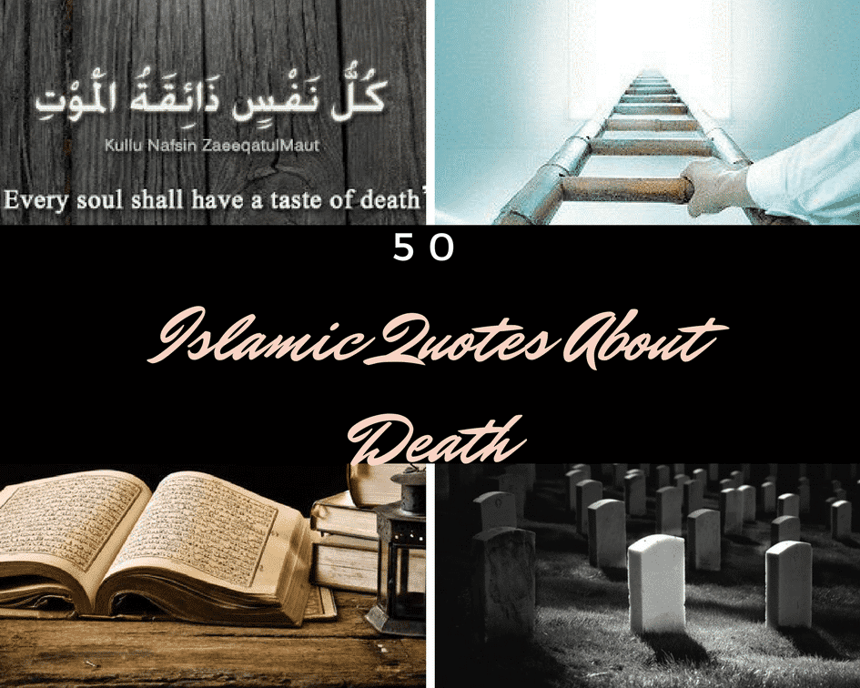 Islamic Quotes About Death