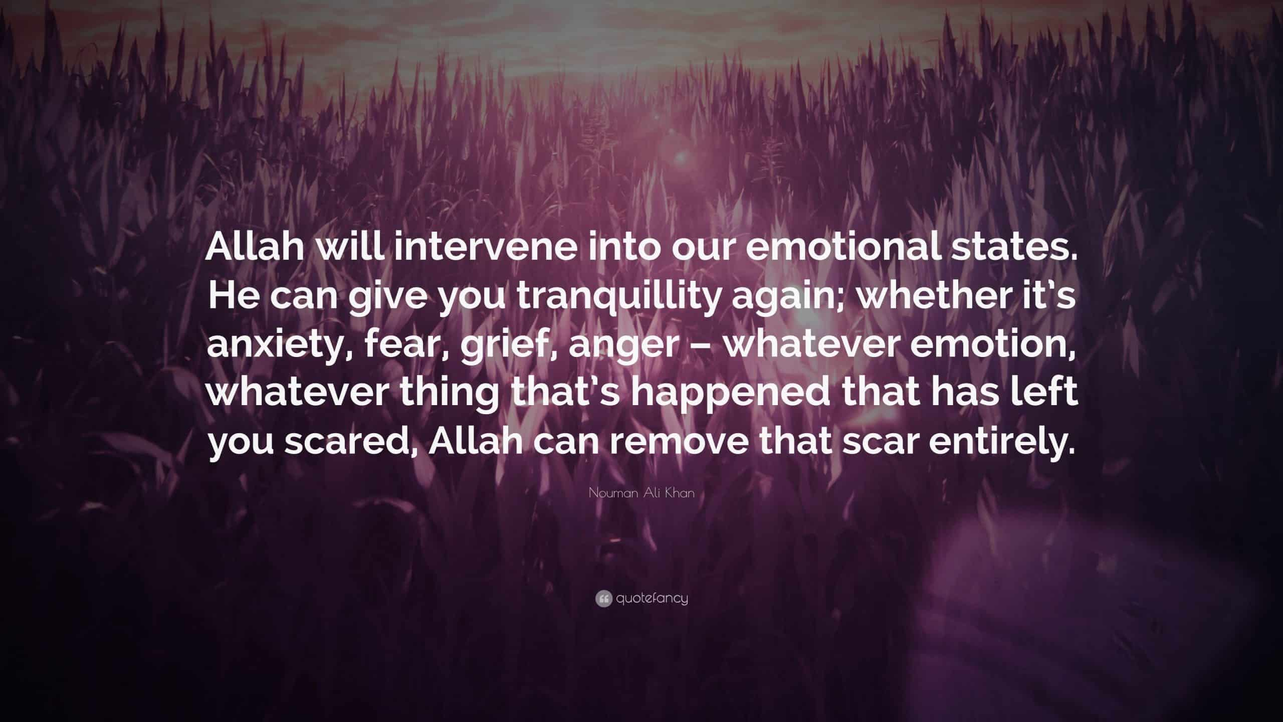 islamic quote about anger