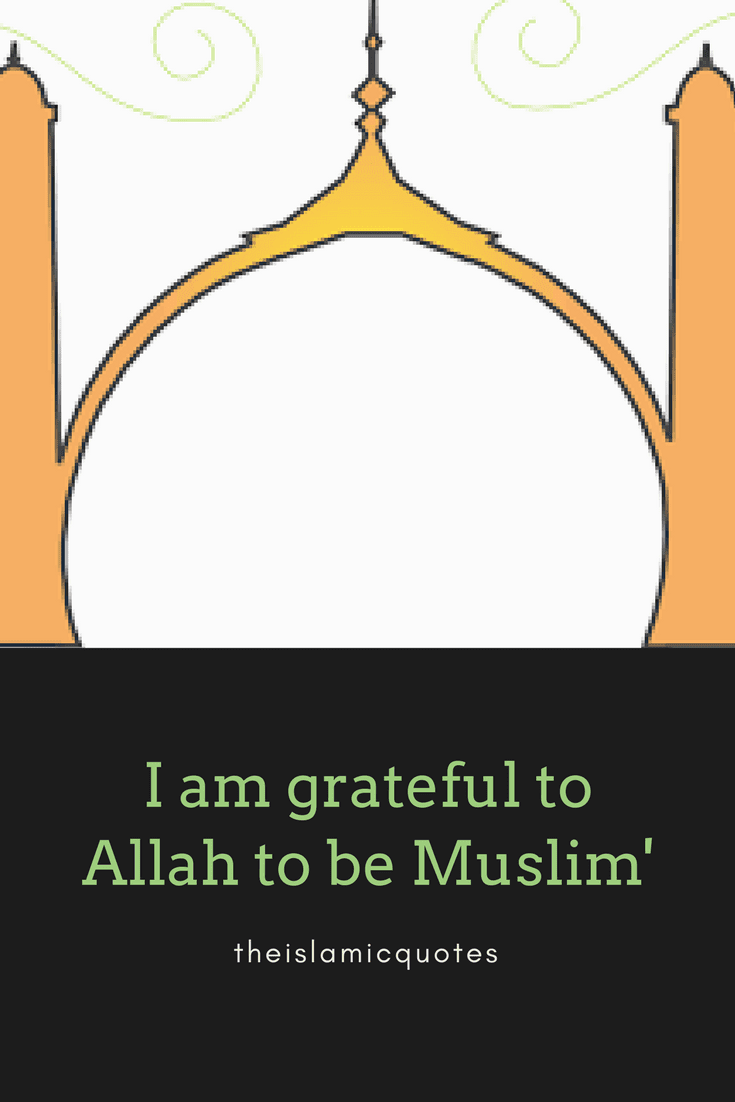 Proud to be Muslim Quotes (22)