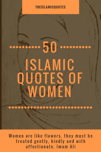 Islamic Quotes About Women (1)