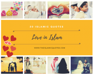 what islam says about love