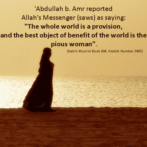 Islamic Quotes about Women (12)