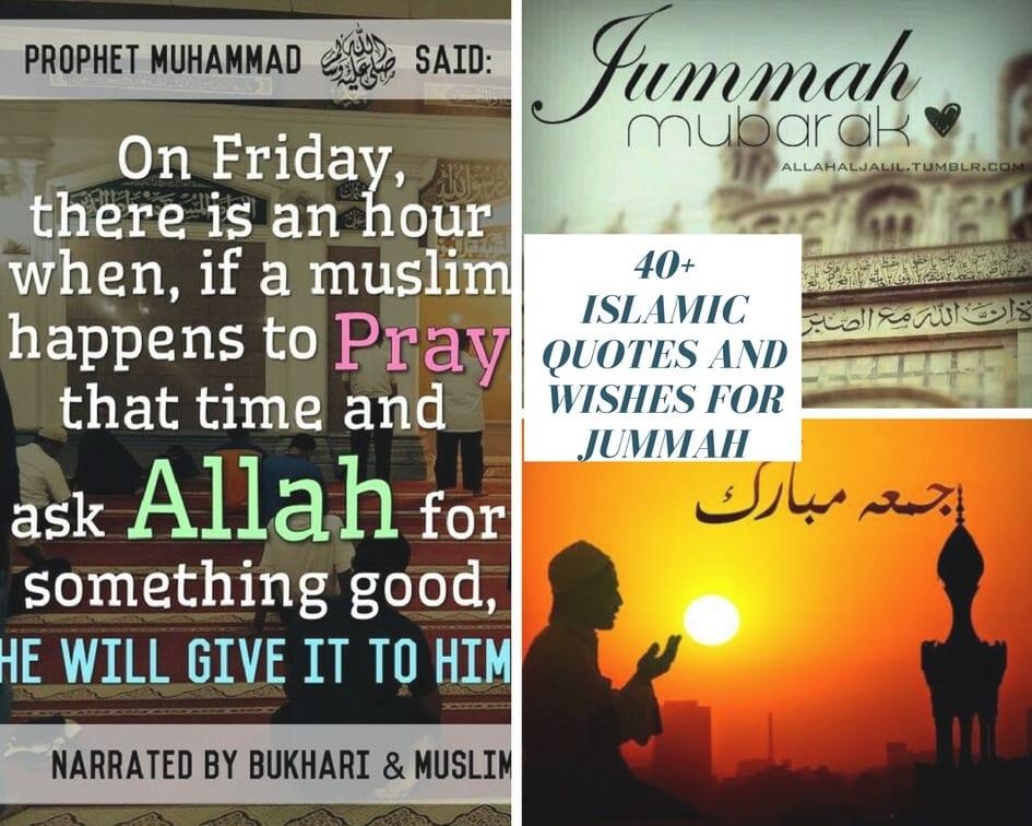 best jummah mubarak quotes