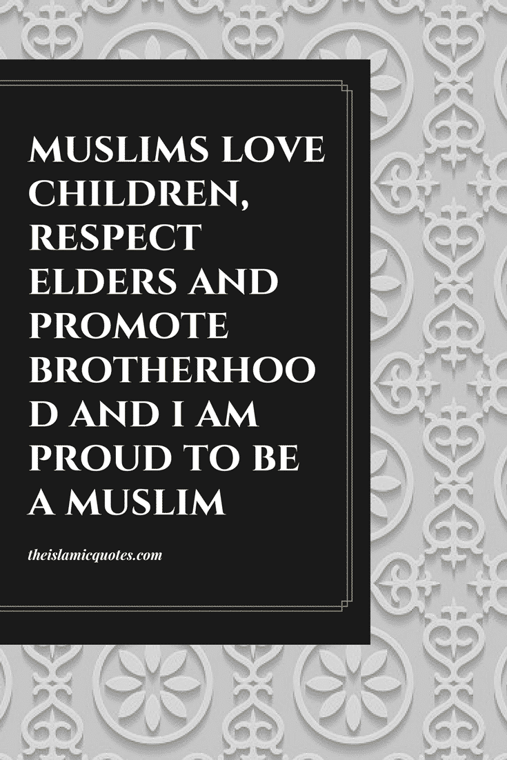 Proud to be Muslim Quotes (6)