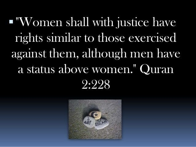 50 Best Islamic Quotes On Women And Status In Islam