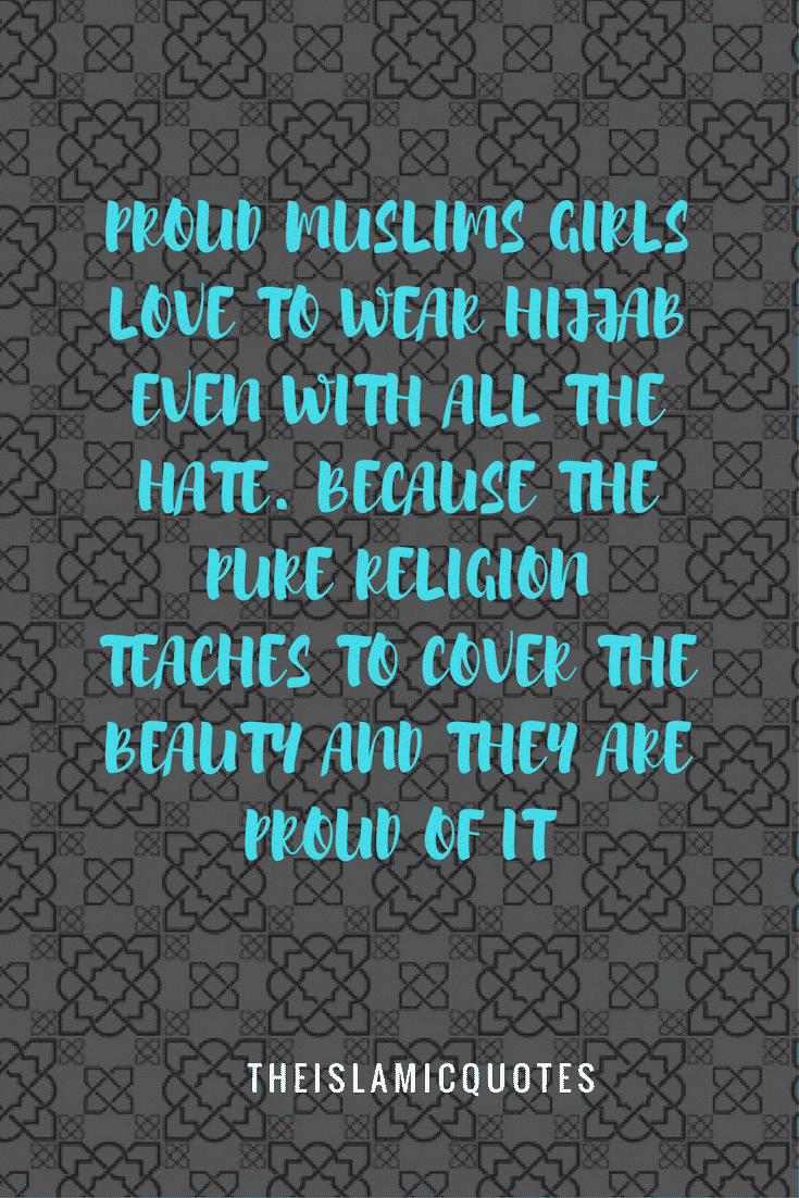 Proud to be Muslim Quotes (2)