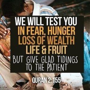 Hardship is Test