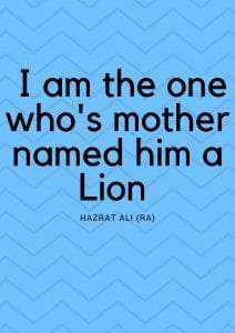 Best Quotes from Imam Hazrat Ali (2)