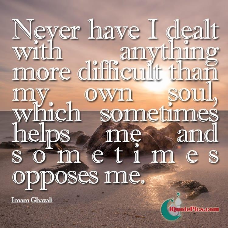 Difficult Soul