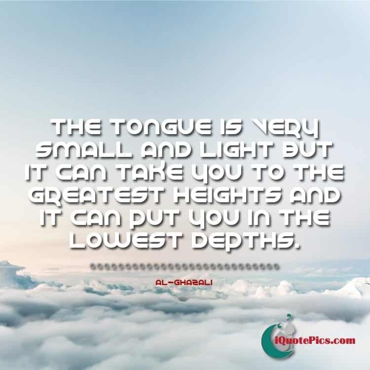 Tongue control