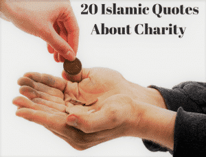 Inspirational Islamic Quotes About Charity (21)