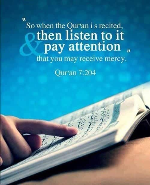 50+ Inspirational Islamic Quran Quotes / Verses In English