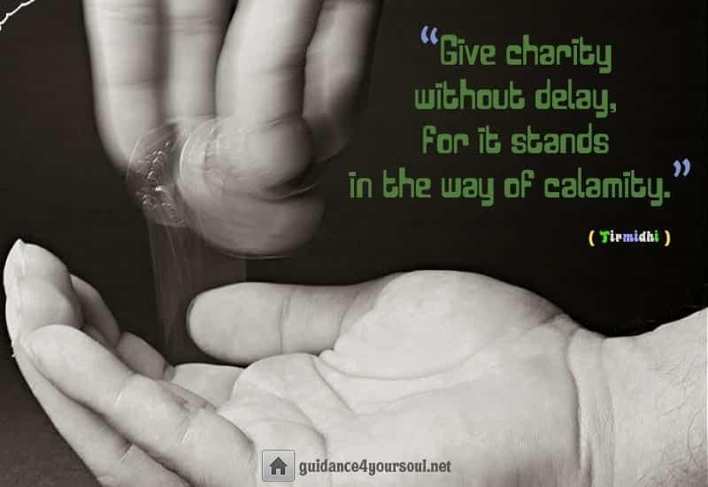 20 Islamic Quotes on CharityAayahs and hadiths on Sadqah
