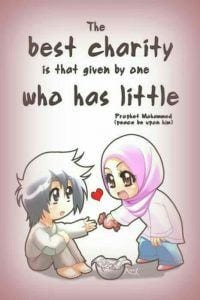 Inspirational Islamic Quotes About Charity (9)