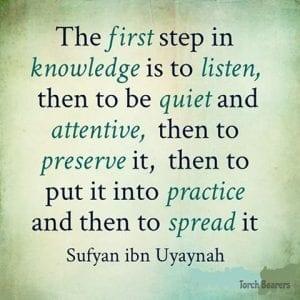 Islamic Educational Quotes (20)