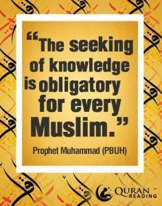 Islamic quotes on education 301