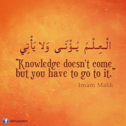 30 Inspiring Islamic Quotes On Education Knowledge Study
