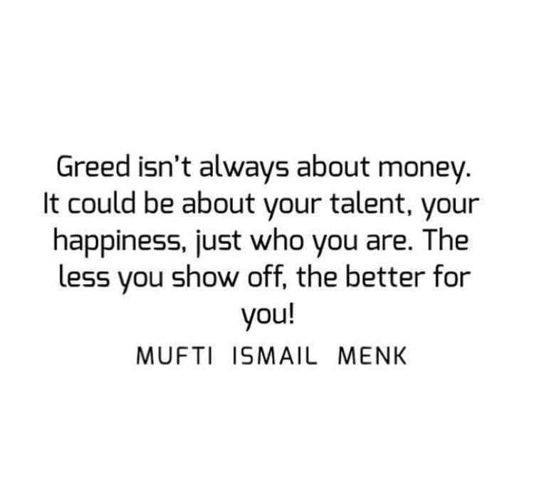 60 Islamic Quotes About Greed Quran and Hadith on Greed Stunning Greed Quotes