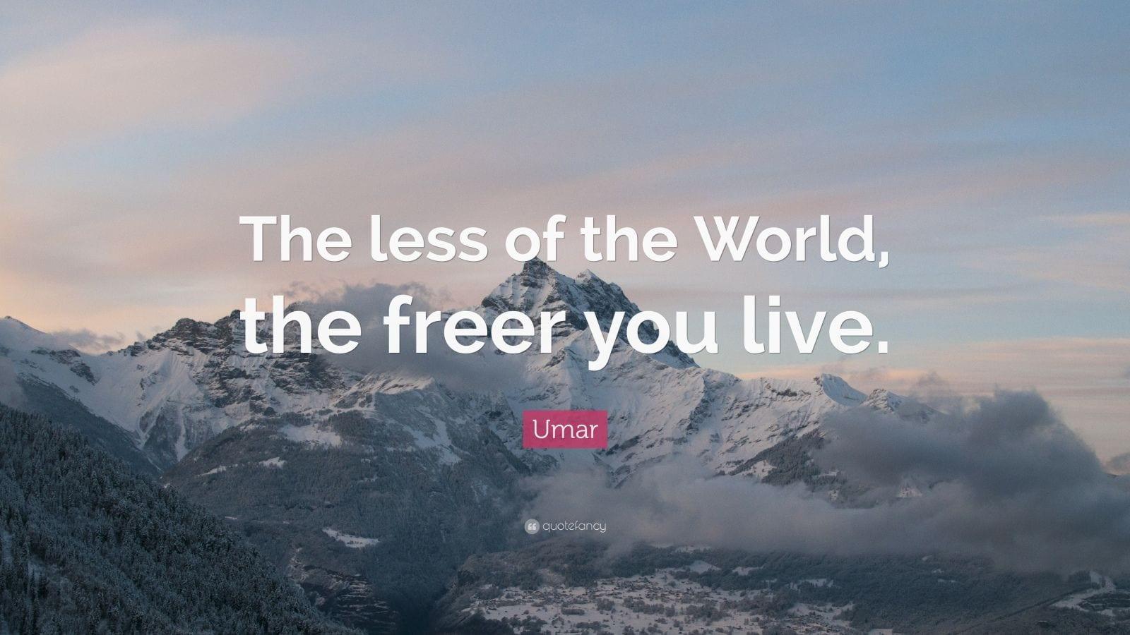 Umar Bin Khattab Quotes (51)