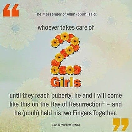Islamic Quotes about daughters (5)