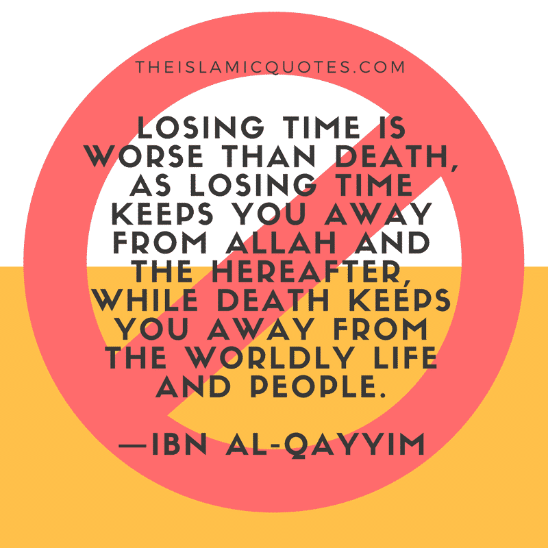 Islamic quotes about time management (5)