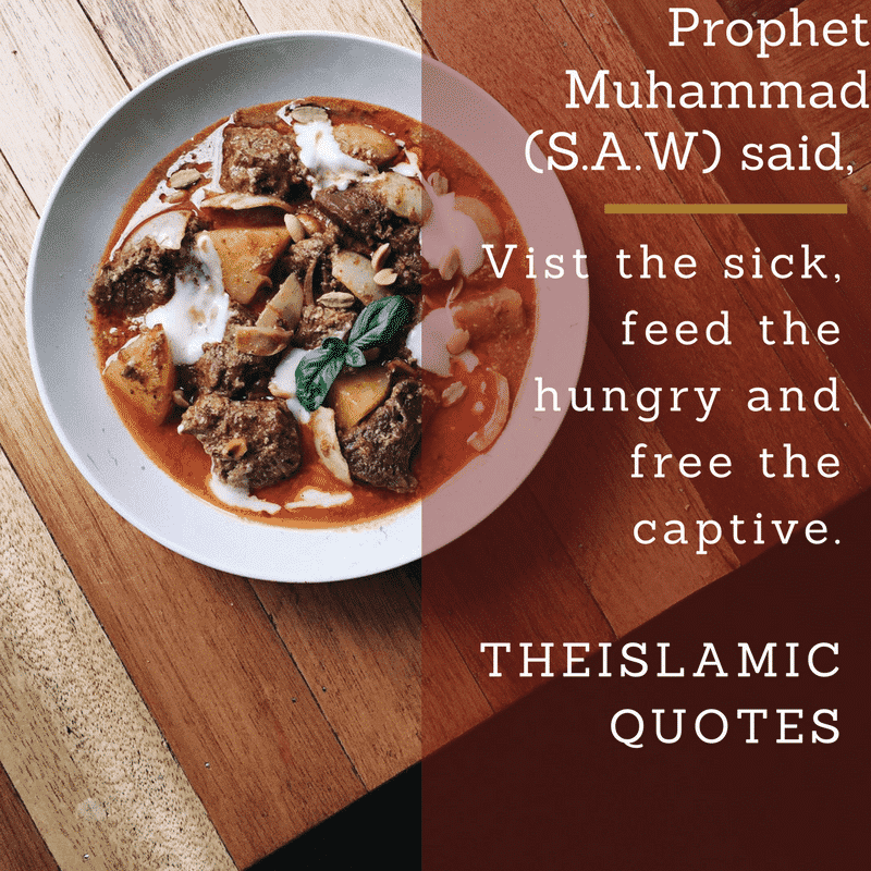 Quotes of Prophet Muhammad (S.A.W)