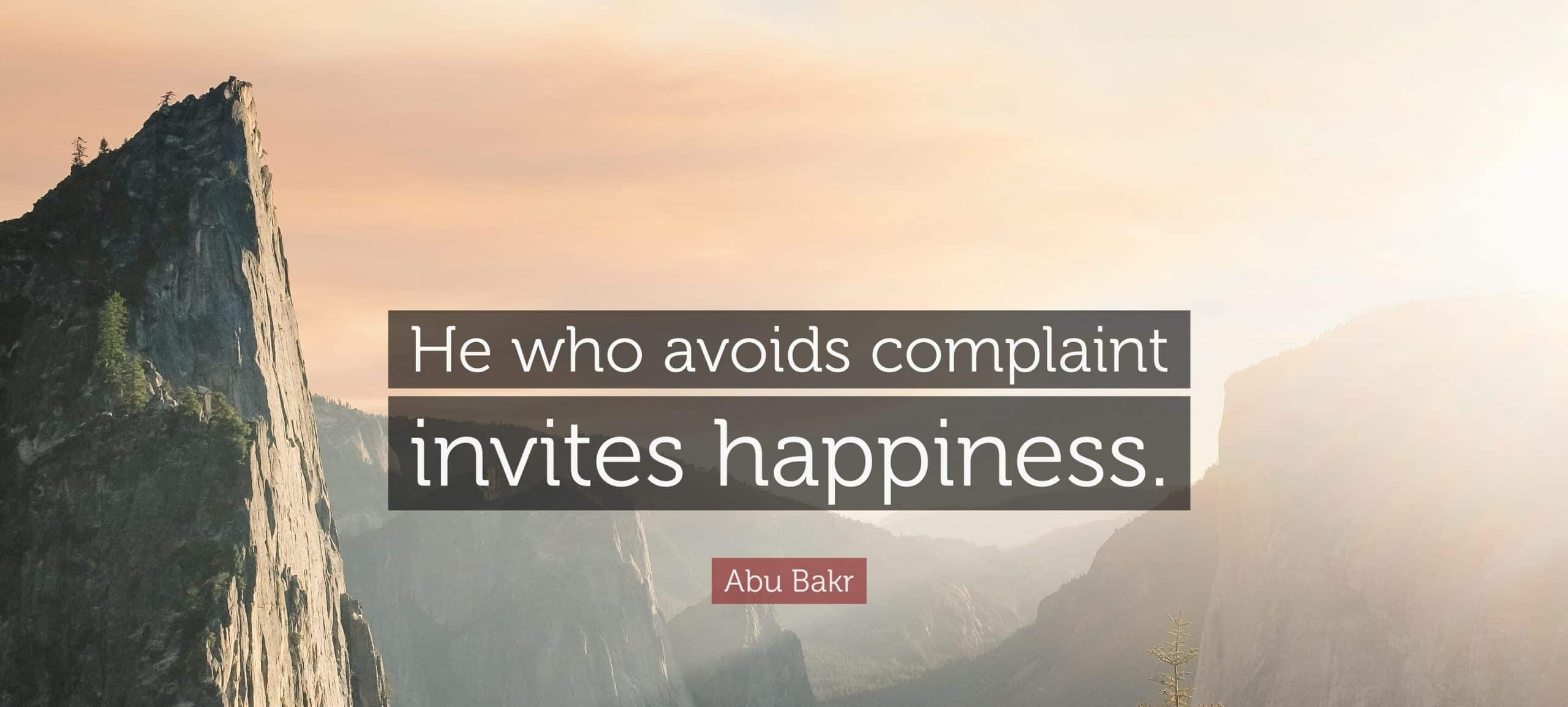 Hazrat Abu Bakar Saddique R.A Quotes and Sayings (14)