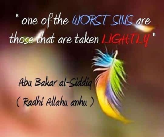Hazrat Abu Bakar Saddique R.A Quotes and Sayings (19)