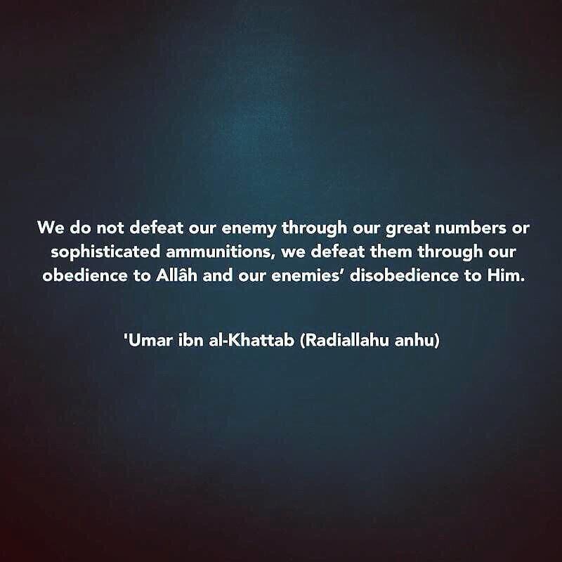 Umar Bin Khattab Quotes (62)