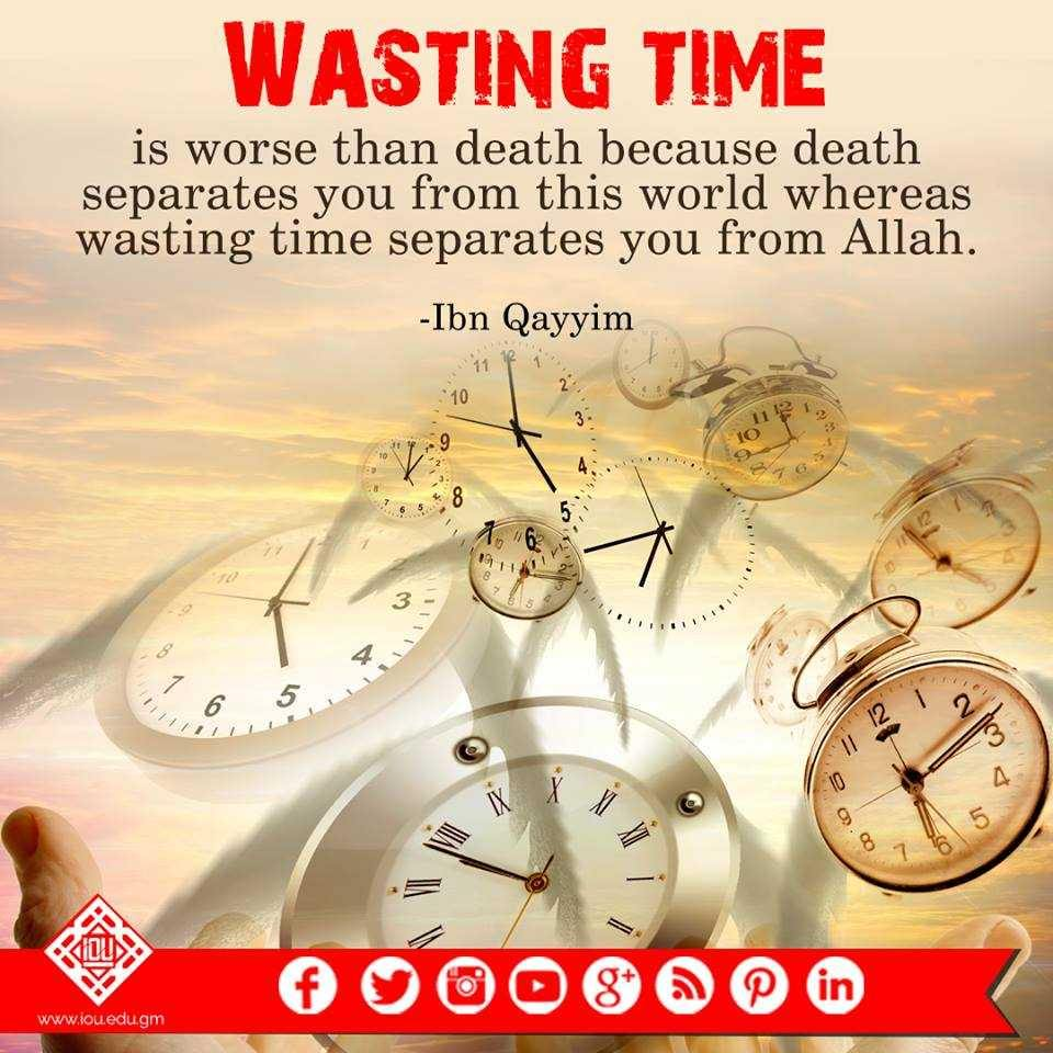 Islamic quotes about time management (21)