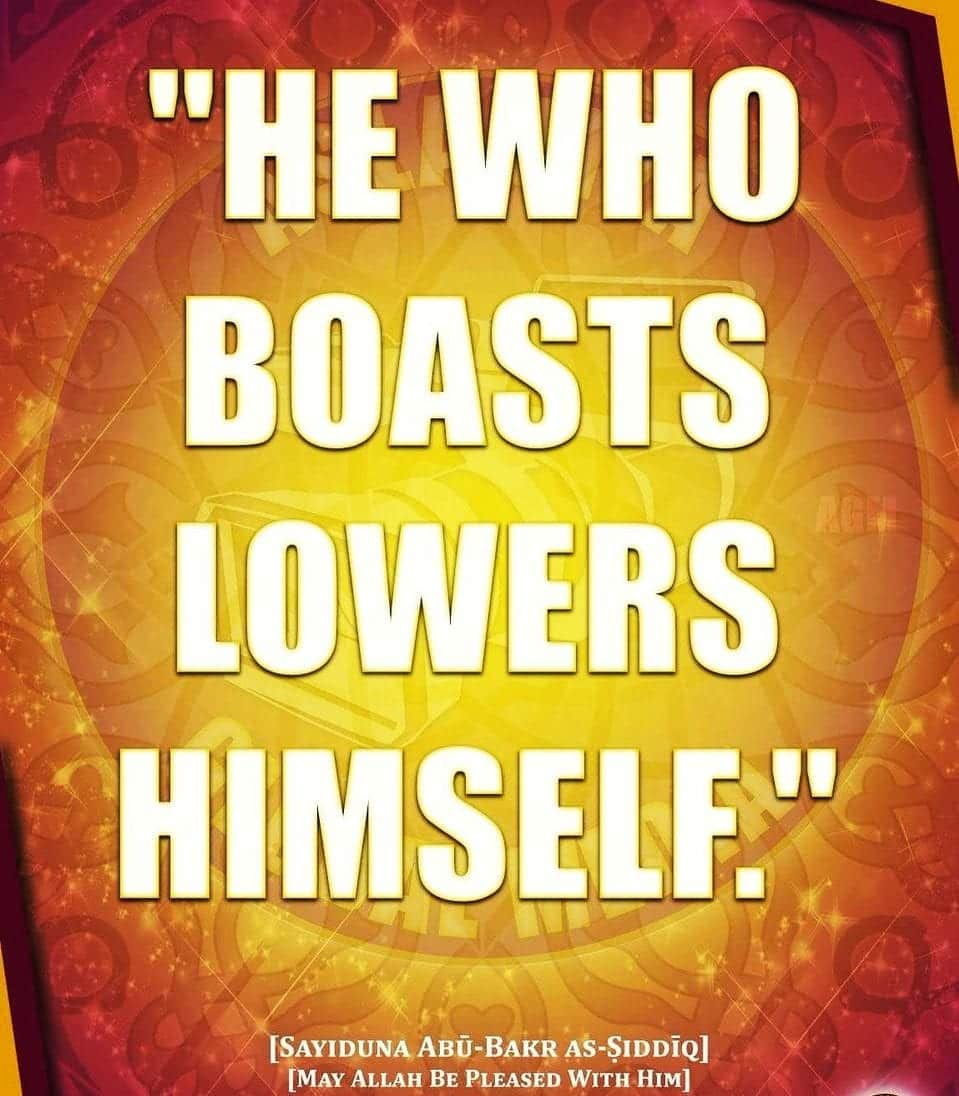 Hazrat Abu Bakar R.A Quotes (7)